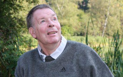 Jo Deckarm: Sein Lachen ist ansteckend