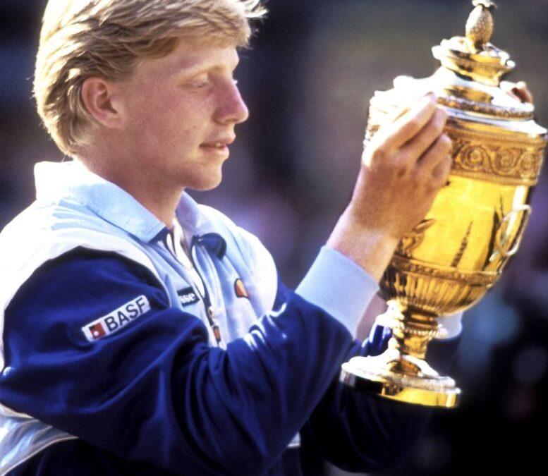1985 – Wimbledon verändert alles