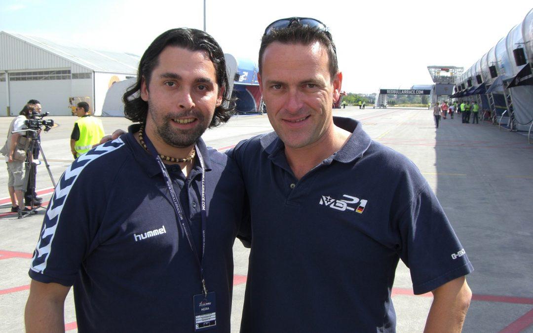 Red Bull Air Race 2009: Dolderer feiert Podestplatz in Barcelona