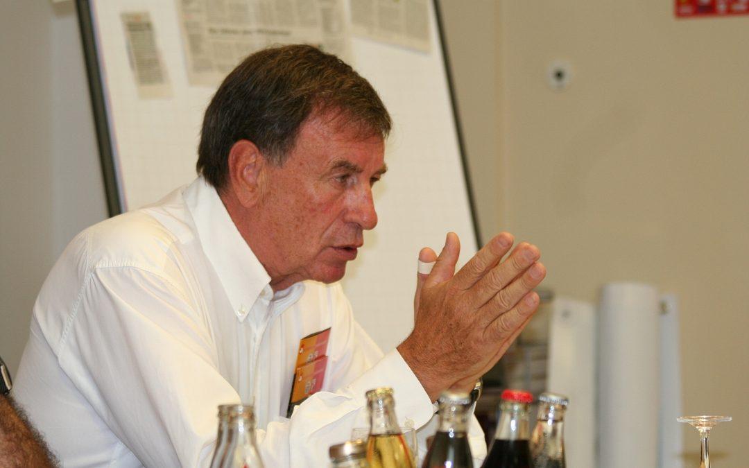 Tennis-Bundesliga 2009: Irmler sieht Aachen als Topfavorit